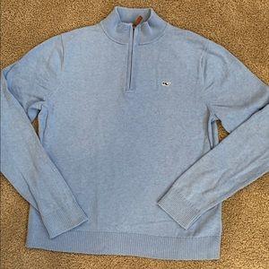 Vineyard Vines 1/4 zip sweater